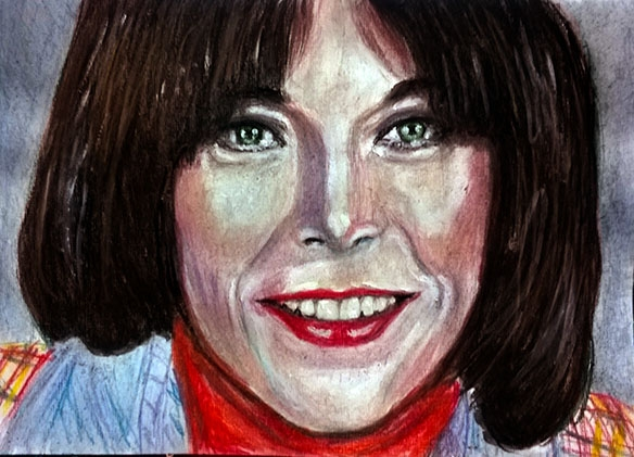 Kate Jackson by Toyscape